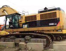 二手卡特390D挖掘机