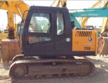 二手现代110-7挖掘机