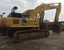 二手小松PC450-8挖掘机