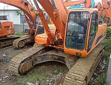 二手斗山420-7挖掘机