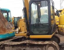 二手卡特307D挖掘机