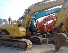 二手卡特311C挖掘机