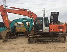 二手日立ZX210挖掘机