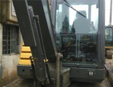 二手沃尔沃60挖掘机