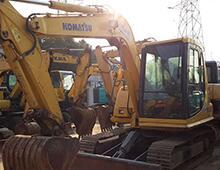 二手小松60-7挖掘机