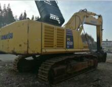 二手小松650-8挖掘机