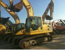 二手小松200挖掘机