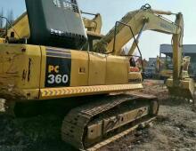 二手小松360挖掘机