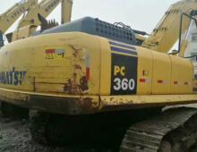 二手360小松挖掘机