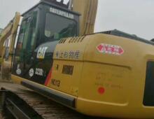 二手卡特323D2挖掘机