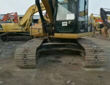 二手卡特320D挖掘机