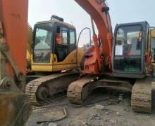 二手日立ZX135挖掘机