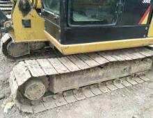二手卡特306E挖掘机