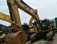 二手卡特349D挖掘机