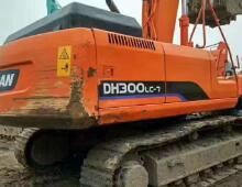 二手斗山DH300-7挖掘机