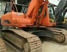二手斗山DH370LC-9挖掘机