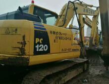 二手小松120-8挖掘机