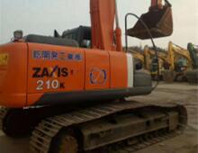 二手日立ZX210-3g挖掘机