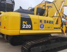 二手小松PC220-8精品挖掘机