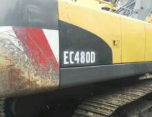 沃尔沃EC480D