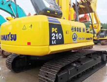 二手小松PC210-8精品挖掘机