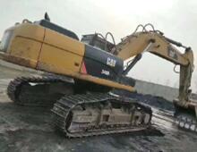 二手卡特345DL挖掘机