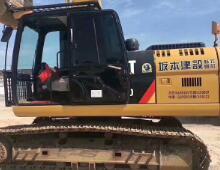 二手卡特320D精品挖掘机