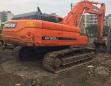 二手斗山DH350dx挖掘机