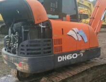 二手斗山DH60-7挖掘机