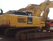 二手小松PC400-7挖掘机